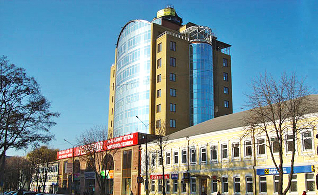 ТК «СИТИ-ЦЕНТР» - современный торговый комплекс Павлограда